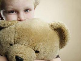 Retningslinjer for å skrive en karakter Referanse for barnet forvaring