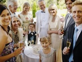 Ulike Grooms 'kaker for et bryllup