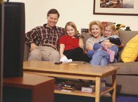 Hvordan å plukke gode TV-programmer for barna å se