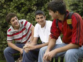 Hvordan bli lagt merke til av Teen Guys