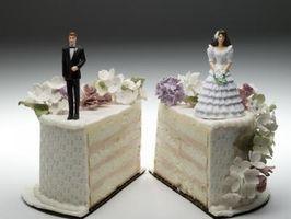 Hva er forskjellen mellom en standard Skilsmisse & No Fault i Arizona?