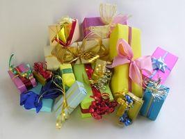 Gode hjemmelagde gaver til foreldre