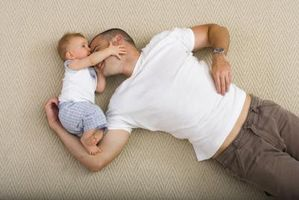 Hvordan du samhandler med en baby