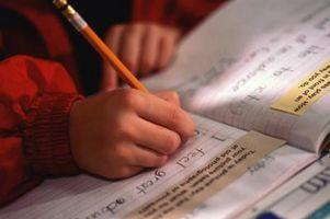 Enkle Typer Poems å undervise små barn