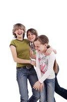 Aktiviteter for Middle School Foreldre