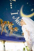Angel dekorasjon ideer for bryllup