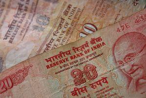 Hvordan sende Rupees fra India til Singapore