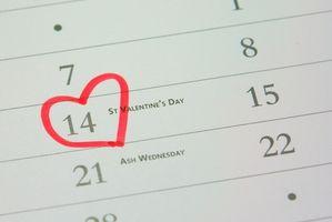Valentinsdag Gaver for Long-Distance Par