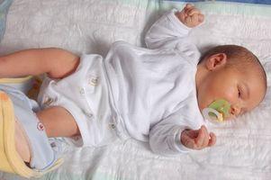 Hvordan lage første baby Bestill Sider