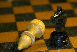 Dømmekraft og planlegging i sjakk