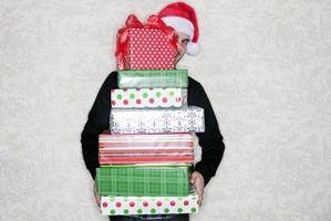 Spesielle julegaver til foreldre og venner