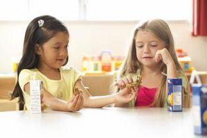 Lunsj Ideer for kresen barn