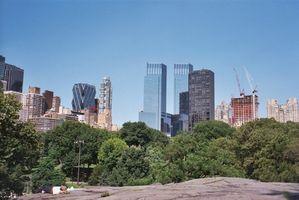 Sommerferie for 15-åringer i New York