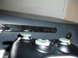 Hvordan koble en trådløs adapter til en Xbox 360