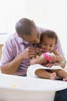 Ting foreldre kan gjøre for tannhelse & Småbarn
