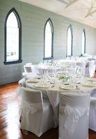Ideer for Table Nummer en bryllupsfeiring