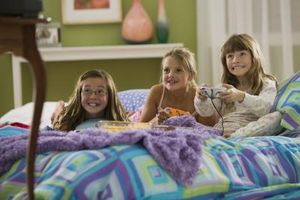 Pajama Party Ideas for Kids