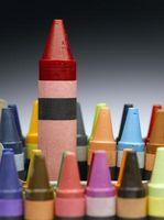 Hvordan ha en Crayon-tema Birthday Party
