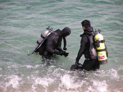 Hvorfor en dykker trenger høyt trykk i Air Tank?
