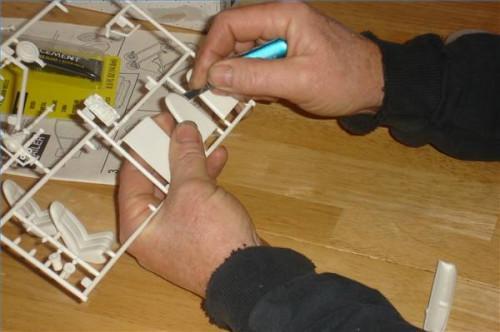 Hvordan bygge plast modell Biler