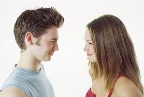 Hvordan vite om en gutt tiltrukket av deg