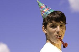 Hvordan å kaste en fest for tenåringer