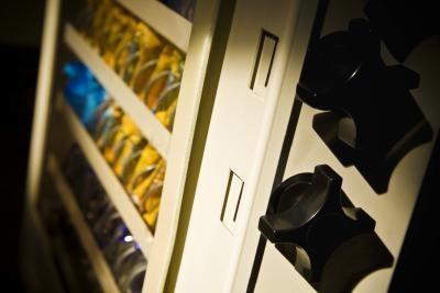 Hvordan bruke levende agn Vending Machines