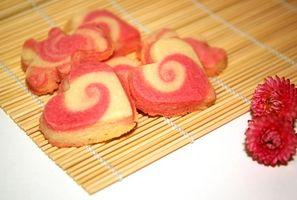 Valentine Cookie Emballasje Ideer