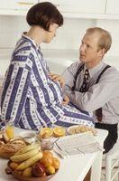 Hvordan spise trygt mens gravide