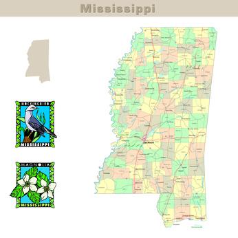 Slik Finn folk som bor i Winstonville, Mississippi