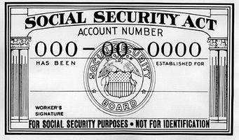 Hvordan å finne en person av en Social Security Number