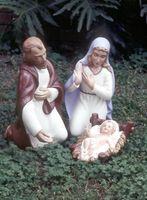 Jul Nativity Bulletin Board Ideas