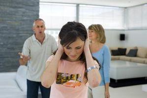 Attitude Problemer i Teenage Girls