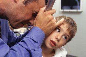Plugget Ører og atferd hos barn
