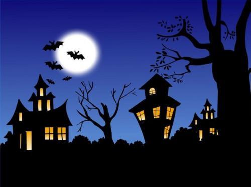 Utendørs Halloween Games
