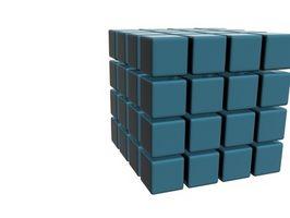 How Do You Solve et 4 av 4 Rubiks kube?