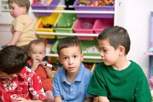 Innendørs Aktive spill for førskole