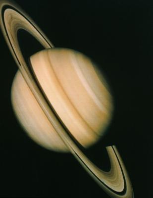 Ringer på planetene i vårt solsystem