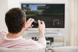 Hvordan spille Xbox spill på Xbox 360-system