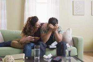 Hvordan Cheer Up Your Husband