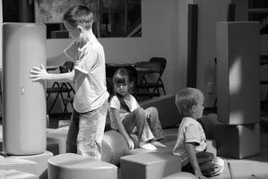 Vitenskap aktiviteter for barna i Sacramento, California