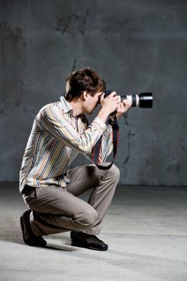 Hvordan Få betalt for Photography