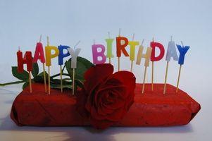 50th overraskelse bursdag ideer