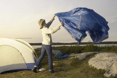 Hvordan lage ditt eget telt