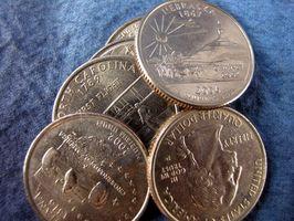 Hvordan Fullfør en State Quarters Collection