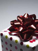 Anniversary gave ideer for svigerfamilie