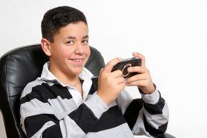 Hvordan fikse ripete PSP-spill