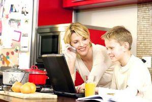 Hvordan lage en Family Directory
