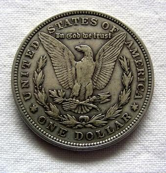 Hvordan verds Morgan Silver Dollars